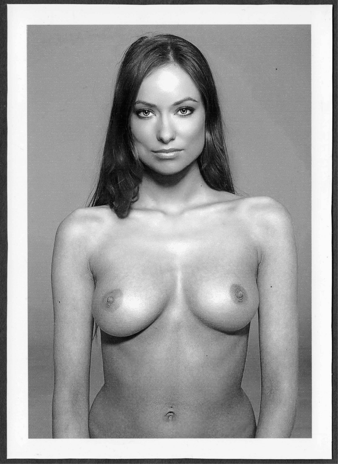 OLIVIA WILDE TOTALLY NUDE BIG LARGE BREASTS NEW REPRINT 5 X 7 #000