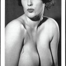 ANN AUSTIN TOPLESS NUDE HUGE HEAVY HANGING BOOBS 5X7 REPRINT #2