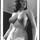 ANN AUSTIN TOPLESS NUDE HUGE HEAVY HANGING BOOBS 5X7 REPRINT #6