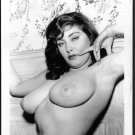 ANN AUSTIN TOPLESS NUDE HUGE HEAVY HANGING BOOBS 5X7 REPRINT #81
