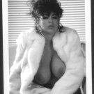 CHRISTY CANYON TOPLESS NUDE HEAVY HANGING BREASTS 5X7 REPRINT #78