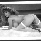 CHRISTY CANYON TOTALLY NUDE HEAVY HANGING BREASTS HAIRY PUSSY 5X7 REPRINT #133