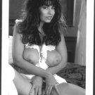 CHRISTY CANYON TOTALLY NUDE HEAVY HANGING BREASTS HAIRY PUSSY 5X7 REPRINT #143