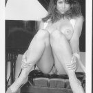 CHRISTY CANYON TOTALLY NUDE HEAVY HANGING BREASTS HAIRY PUSSY 5X7 REPRINT #176