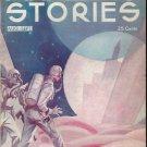 """AMAZING STORIES """"THE METEOR-MEN OF PLAA"""" VOLUME 8 NO.5 AUGUST/SEPTEMBER 1933"""