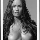 MEGAN FOX TOPLESS NUDE LARGE BREASTS 5X7 REPRINT  #8