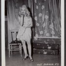 STRIPPER PAT HOBSON IRVING KLAW VINTAGE ORIGINAL PHOTO 4X5 1950'S #23