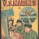 MONTY HALL OF THE US MARINES DECEMBER 1951 NUMBER 3 G/VG CONDITION RARE