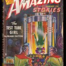 AMAZING STORIES VOLUME 16 NUMBER JANUARY 1942 VERY GOOD CONDITION
