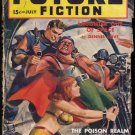 FUTURE FICTION RISQUE COVER VOLUME 1 NUMBER 3 JULY 1940 ACCEPTABLE CONDITION RARE