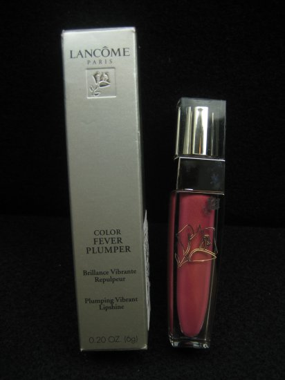 Lancôme Color Fever Plumper in Downtown Pink