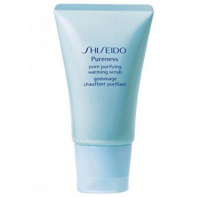 Shiseido Pureness Pore Purifying Warming Scrub - 1.7 oz