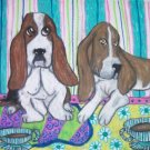 Do Basset Hounds Have Coffee?