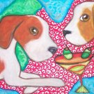 Do Beagles Have Martinis?