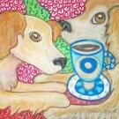 Do Golden Retrievers Have Coffee?