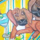 Do Puggles Have Martinis?