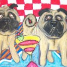 Do Pugs Have Martinis?