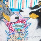 Do Rough Collies Have Martinis?