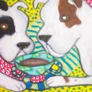 Do American Bulldogs Have Coffee?