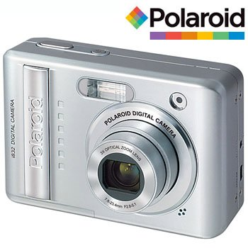POLAROID® 8.0 MP DIGITAL CAMERA