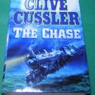 The Chase Clive Cussler HCDJ Book