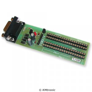 Serial PIC programmer - 8,18,28,40 pin microcontrollers