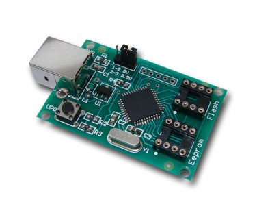 USB E-Eprom and Serial Flash Programmer - bios, router