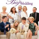 The Big Wedding (DVD, 2013, Includes Digital Copy UltraViolet) NEW Free Shipping