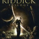 Riddick Trilogy (DVD, 2006 2-Discs)  NEW Free Shipping