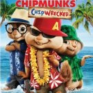 Alvin and the Chipmunks: Chipwrecked (DVD, 2012) NEW Free Shipping