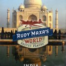 Rudy Maxas World: Exotic Places: India (DVD, 2009) NEW Free Shipping