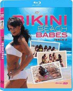 3D Bikini Beach Babes Issue 2 [Blu-ray 3D] NEW Free Shipping