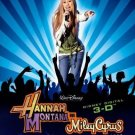 Hannah Montana: Best Of Both Worlds Concert Tour NEW Free Shipping