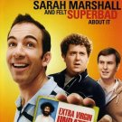 The 41-Year-Old Virgin Who Knocked Up Sarah Marshall And Felt Superbad (DVD, 2010, Unrated) NEW