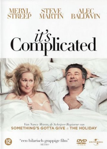 Its Complicated (DVD, 2010) NEW Free Shipping