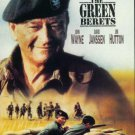 The Green Berets (DVD, 1997) NEW Free Shipping
