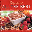 The Pampered Chef ALL THE BEST From Our Kitchen To Yours (2003, Softcover) NEW Free Shipping