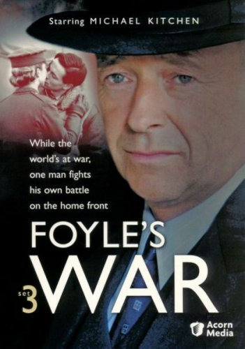 Foyles War - Set 3 (DVD, 2005, 4-Disc Set) LIKE NEW Free Shipping