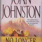 No Longer a Stranger by Joan Johnston [Book] NEW Free Shipping