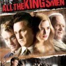 All The King's Men (DVD, 2006 Special Edition) NEW Free Shipping