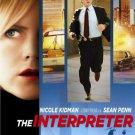 The Interpreter (DVD, 2005, Widescreen) NEW Free Shipping