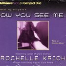 Molly Blume: Now You See Me... 4 by Rochelle Majer Krich (2005, CD, Abridged) NEW Free Shipping