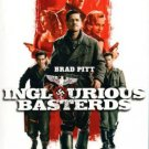 Inglourious Basterds (DVD, 2009) NEW Free Shipping
