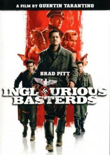 Inglourious Basterds (DVD, 2009) NEW Free Shipping