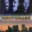 Night Caller (DVD, 1992) NEW Free Shipping