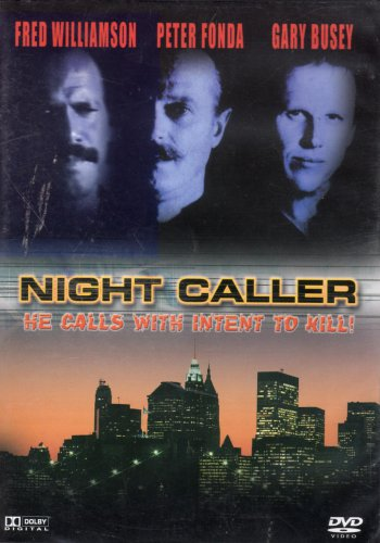 Night Caller (DVD, 1992) NEW Free Shipping