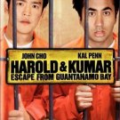 Harold & Kumar Escape From Guantanamo Bay (2008, DVD) NEW Free Shipping