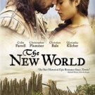 The New World (DVD, 2006) NEW Free Shipping