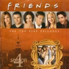 The Best of Friends: Season 4 (DVD, 2003, Digi-Pack) NEW Free Shipping