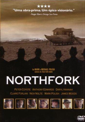 Northfork (DVD, 2003) NEW Free Shipping
